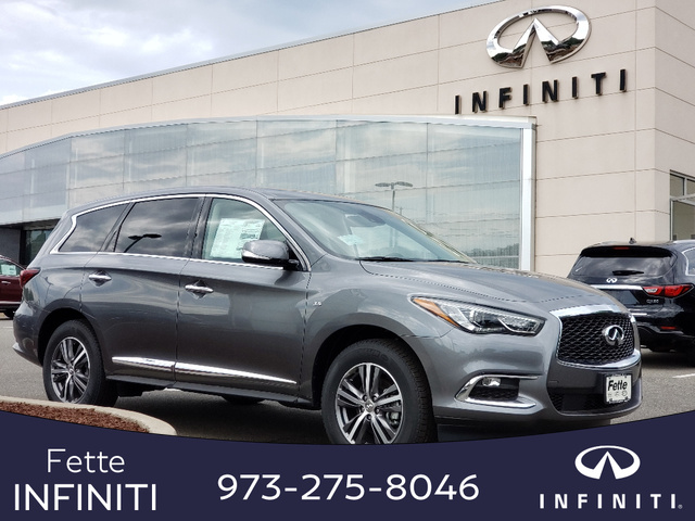 New 2019 INFINITI QX60 PURE AWD SUV